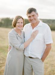 Helen and Jim Leighton