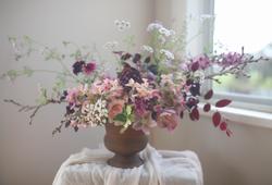 Spring urn arrangement