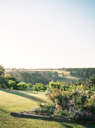 Riverdale Farm sunrise