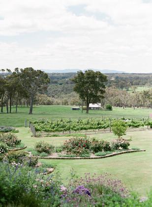 Riverdale Farm gardens