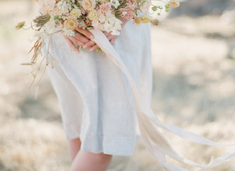 Summer Paddock Elopement Shoot
