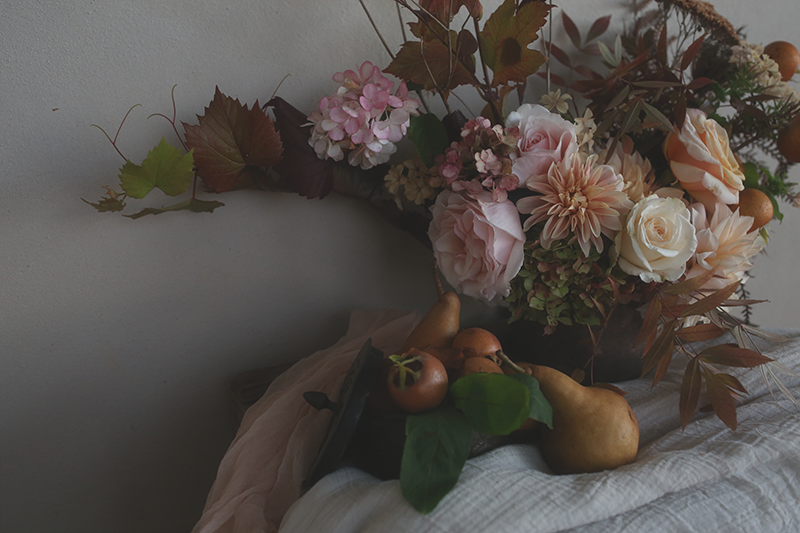 Autumnal arrangement