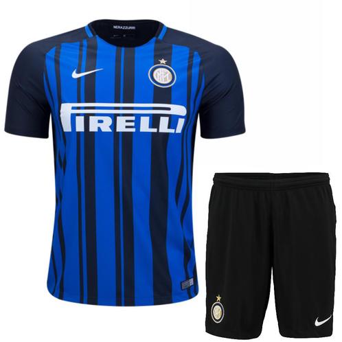 big sale 7d1ff e7b37 Junior Inter Milan 2018/19 Home Kit