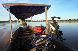 Laos - Rio Mekong