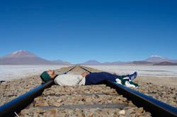 Bolívia - Salar de Uyuni