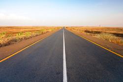 Sudan - a road
