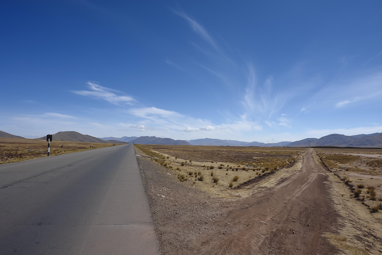 Peru - Panamericana Rd