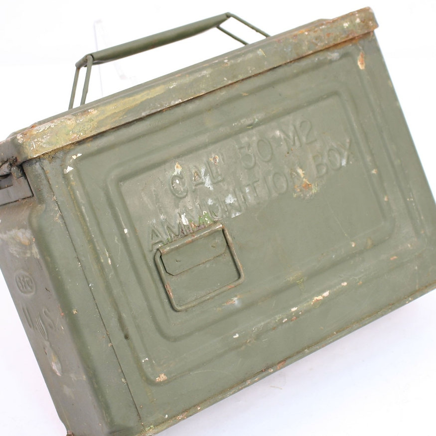 SOF Canadian Post war .30 cal ammo box.j
