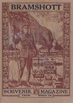 Bramshott Souvenier Magazine 1914 1916 1