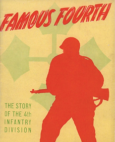 4th Infantry Division book cover normand