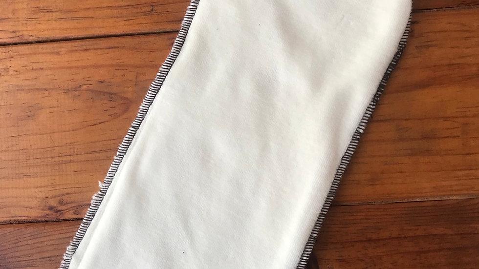 Refuerzo de velour de algodón