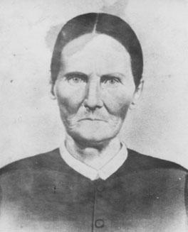 AB26 Delilah Miller Akers, circa 1880