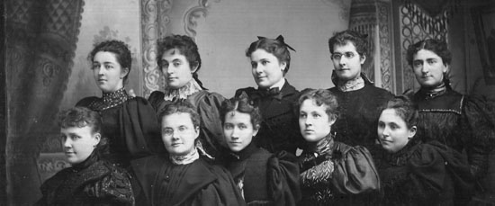 AR46 The Merry Wives Club, 1896