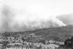 M109 Tollhouse fire, Aug. 3, 1931