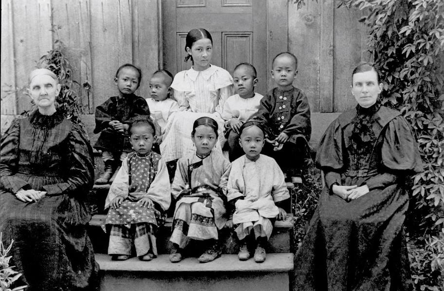 Chinese Baptist Mission.