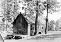 M049 Old Pine Ridge Schoolhouse, May 25,