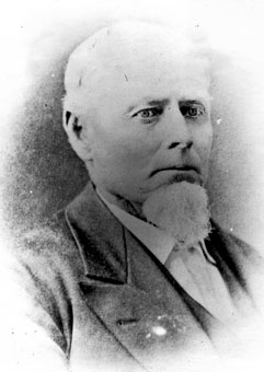 AB54 Judge Gillum Baley, circa 1885