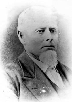 AB54 Judge Gillum Baley, circa 1885