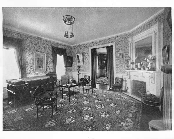 Guided Mansion Tour - Adult Ticket