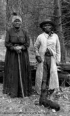 8_Elderly Monache couple, AW Peters #441