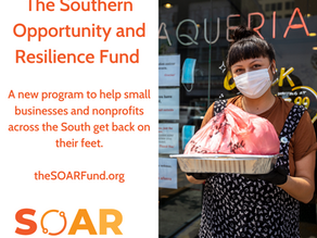 SOAR - Multi-Million Dollar Fund Launches to Invest in Businesses Across the South