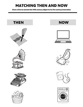 Then and Now Worksheet .jpg