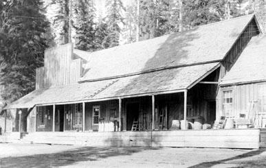 M071 Shaver Lake store, circa 1900