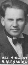 AB31 Rev. Vincent B. Alexander, 1928