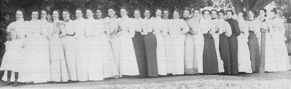 AR54 Query Club in a row, May 5, 1898