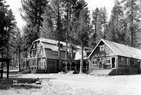 M019 Lakeshore Resort, Huntington Lake,