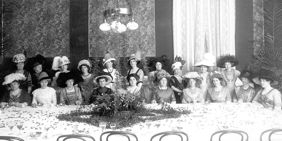 Tea Party to Celebrate Mom