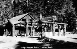 M059 Shaver Lake Trading Post, circa 192