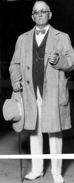 AB68 Col. Harry Balfe, Sept. 24, 1931