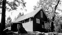 M042 Pine Ridge School, circa 1940