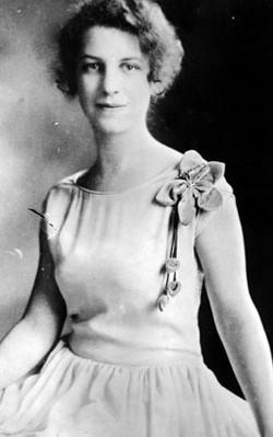 AB56 Betty Baker, circa 1925