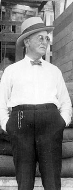 AB67 Col. Harry Balfe, July 31, 1926