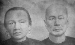 AB25 Ah Kit and wife, circa 1870