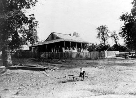 M101 Original Tollhouse Hotel, circa 187