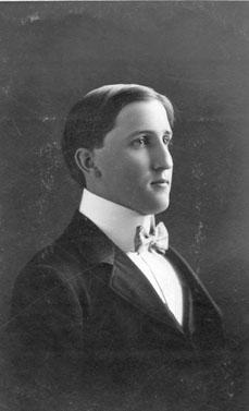 AB59 Oscar Baker, circa 1920