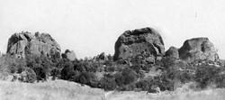 M006 Murrieta Rocks, circa 1940