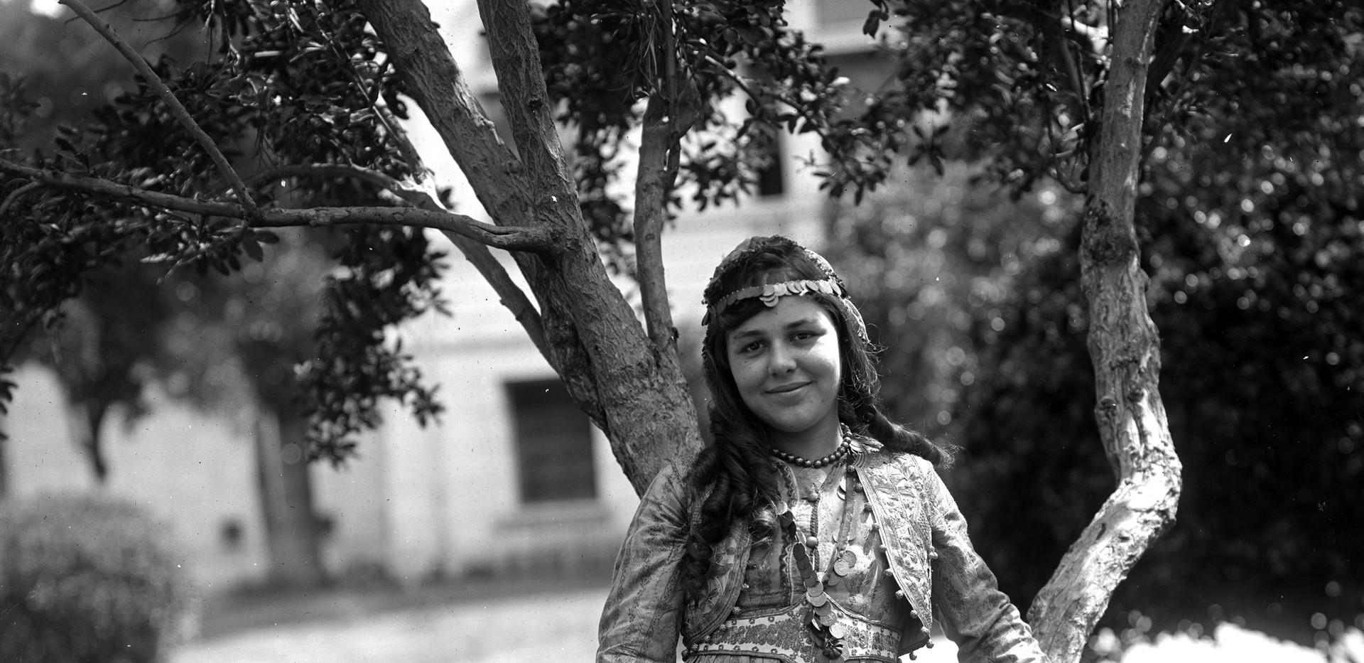 July 1,1918, Miss A Seropian