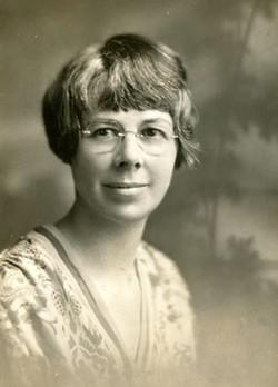 AB58 Mary C. Baker, 1927
