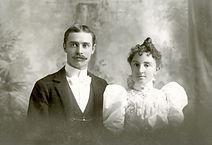 AB23 Anson Irwin Adams and Lillie May Ka