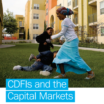 CDFI and the Capital Markets
