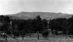 M100 Scene near Tollhouse, circa 1910