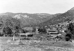 M118 A view at Tollhouse, circa 1920