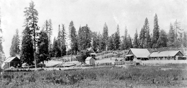 M051 Pine Ridge on Tollhouse Road, 1890.