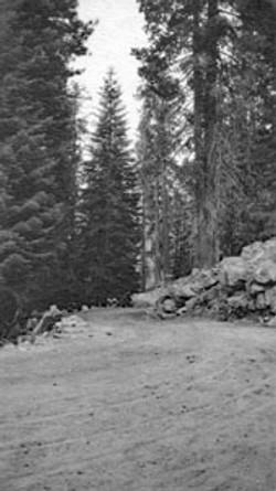 M036 Road near Ockenden, circa 1920