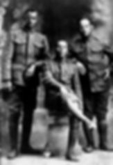 William Bigby, Jr. and friends, 1917.jpg