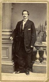 AB39 Senator D.J. Allen, circa 1880